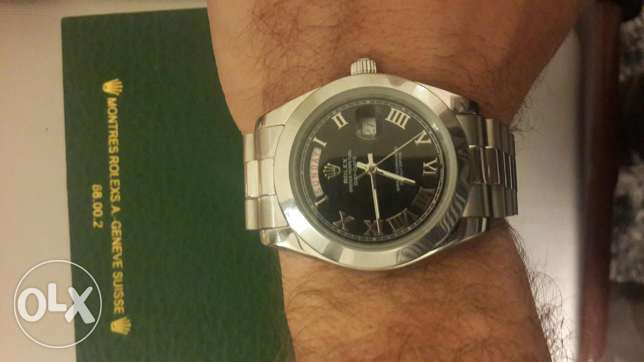 Rolex oyster perpetual day date - replica - new بعبدا -  8