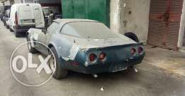 Chevrolet Corvette 1978 full