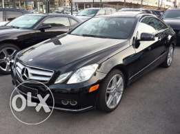 2011 E350 Coupe Excellent condition Clean Carfax Fully loaded !