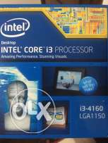 Intel core i3-4160 (LGA1150)
