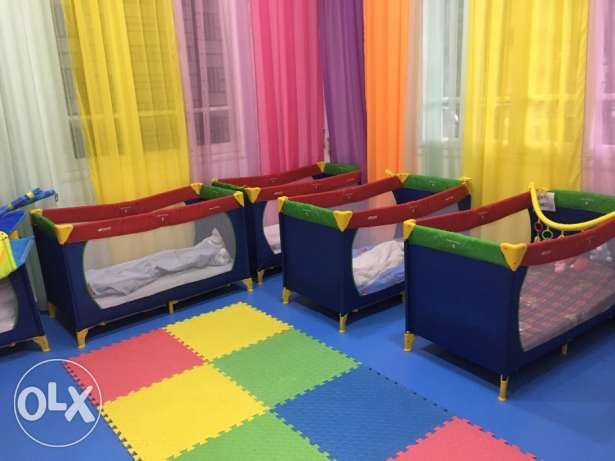 Baby stuff beds curtains mattresses etc راس  بيروت -  1