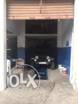 garage for rent in Antelias