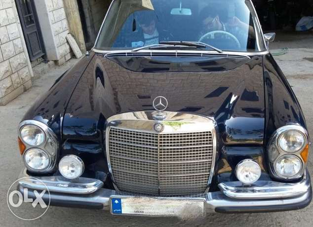 old Mercedes 1970 for sale or trade