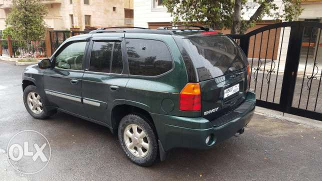 Gmc envoy slt model 2003