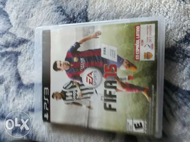 Ps3 game fifa 15