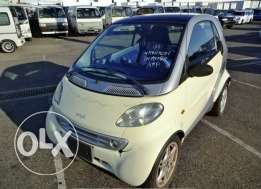 Smart Coupe 2000