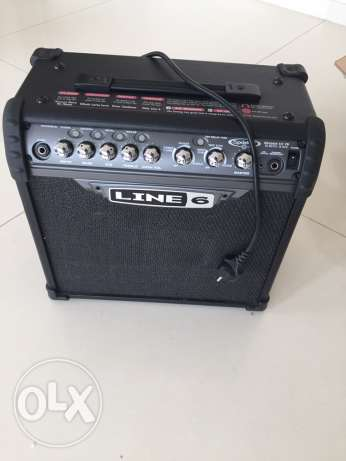 Spider III Guitar Amp by Line 6
