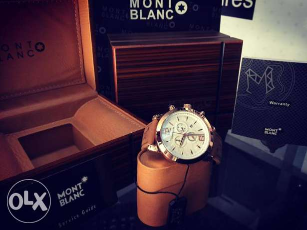 Mont blanc men watched