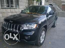 Grand Cherokee limited options