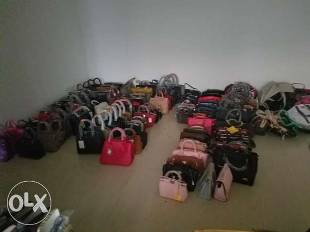 Bags different colors and models very good quality