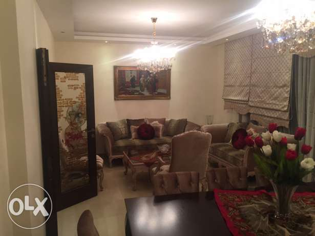 Appartement for sale bchamoun - madares 190 m2 بشامون -  6
