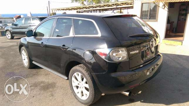 Mazda CX7 CX-7 2008 Clean Carfax Excellent Condition كسروان -  2