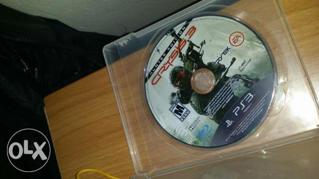new crysis 3 cd for ps3