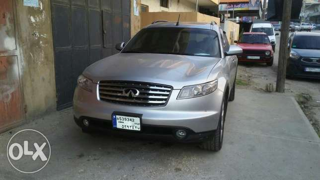 Infiniti Full options model 2003