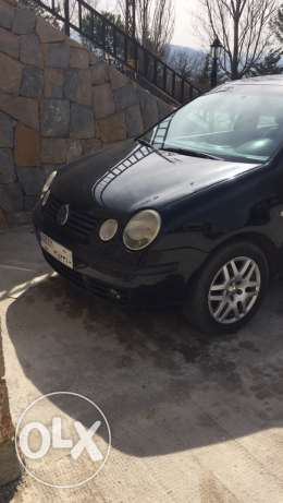 golf polo model 2005 ma 3laya mekanik wla chi 5er2a bade fiya 7000$