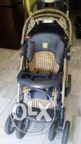 Car seat and stroller 3 in 1