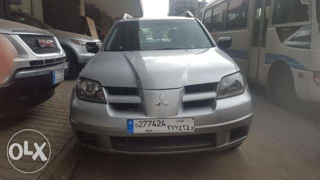 Mitsubishi outlander model: 2003 مار مخايل -  2