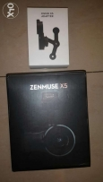 Zenmuse x5 for inspire & osmo