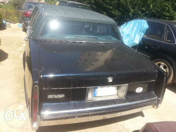 Cadilak model 1991 for sale