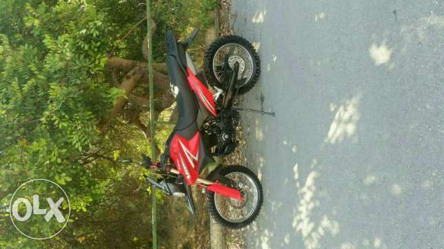 cross made in china 250cc