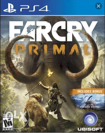 farcry primal for sale or trade