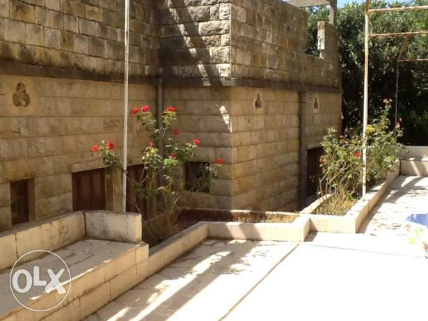 Furnished house for rent in aley suburbs
