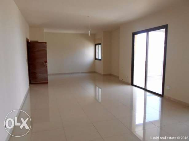227 m2 apartment having 80 m2 terrace for rent in Bsalim