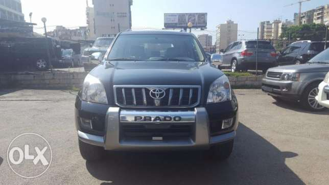 Toyota prado vx model 2008
