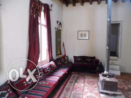 Arabic style diwan for a traditional home seats 12 people