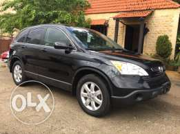 Honda Crv EXL 2010 black on black