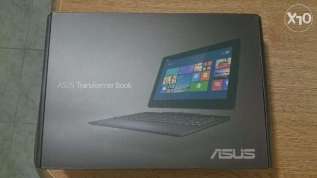 Brand New Asus 2 in 1 Tablet & Laptop