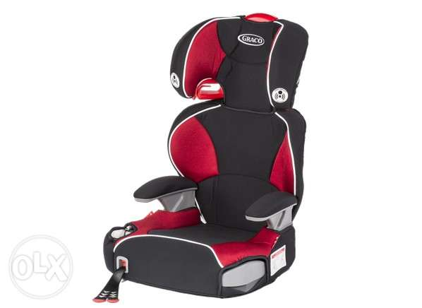 car seat boaster with cup holder