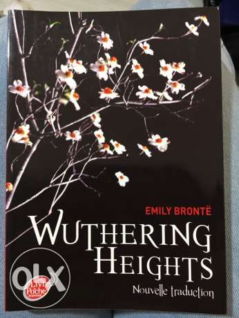 Wuthering Heights, Translated French for young adults