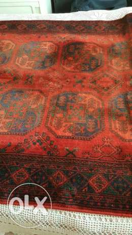 Handmade Carpet, very nice, and very old, beautiful color