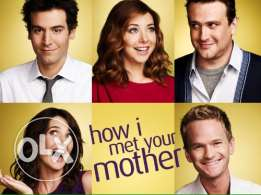 How I met your mother full series