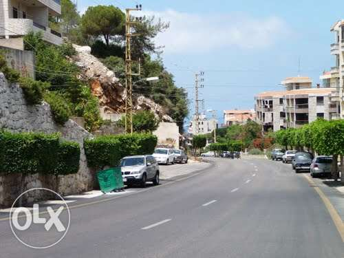 Bchamoun: Land for sale 1130m