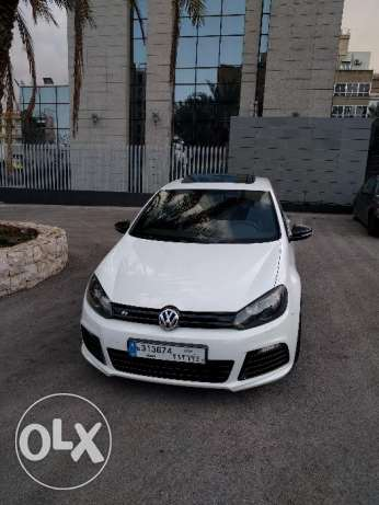 Golf R 2012 in excellent condition (like new)