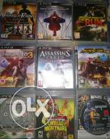 Ps3 games for sale or trade
