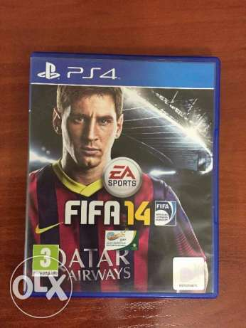 fifa 2014 for ps4