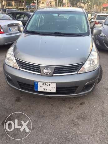 nissan tiida model 2008 full option ajnabiyi jnouta