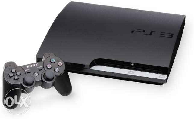 ps3 320 gb for sale + 2 games