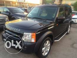 Land Rover Lr3 HSE black 2008