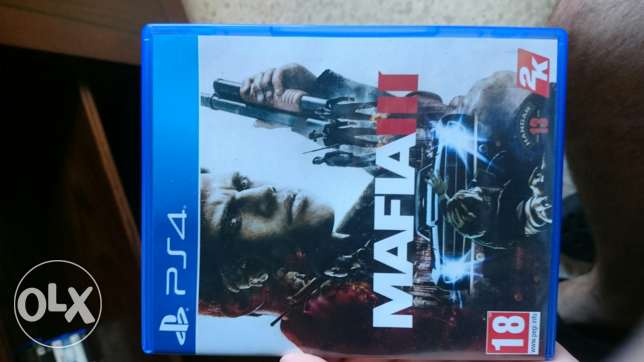 Mafia 3 for sale