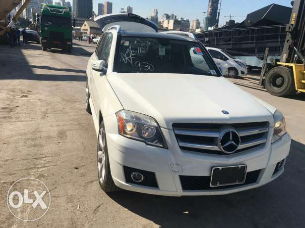 GLK 350 'Souwar 3al Port' Super kheri2. Panoramic/ 2010 Mfawal