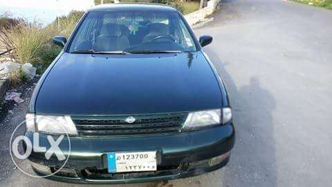 Nissan bluebird for sale model ١٩٩٧ full options