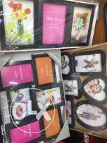 Photo frames different designs