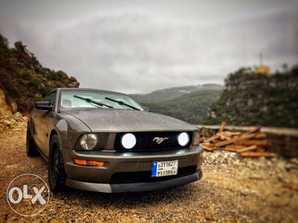 2005 mustang GT 4.6L Automatic