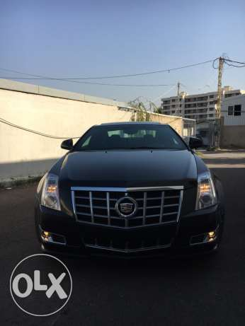 2012 Cadillac Cts coupe, Premium package.