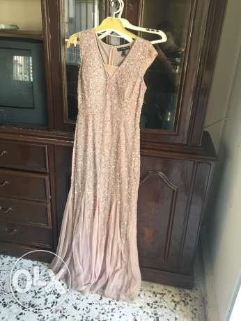 pre-owned evening dress