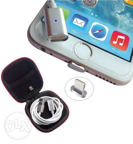 magnetic charger for iphone بيت الشعار -  1